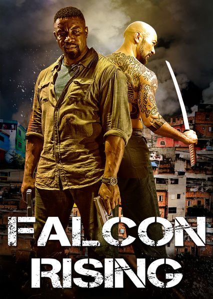 Falcon Rising Stream German