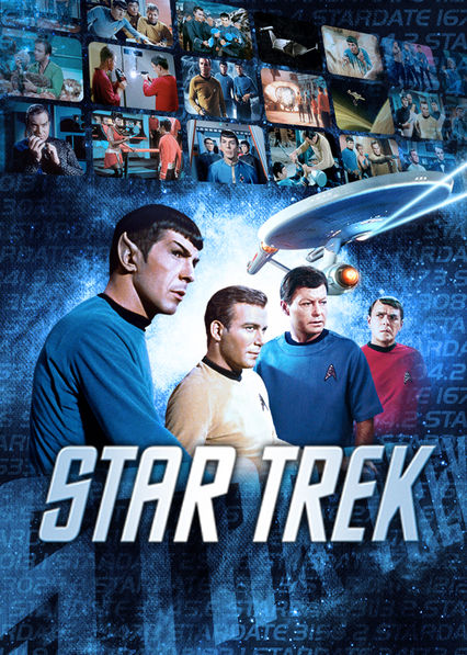 Star Trek on Netflix AUS/NZ
