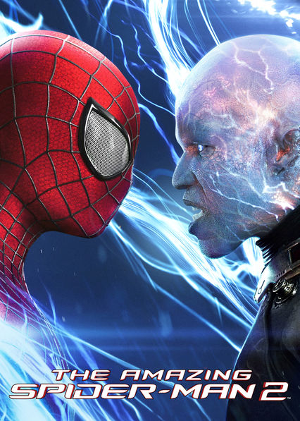 The Amazing Spider-Man 2 on Netflix AUS/NZ