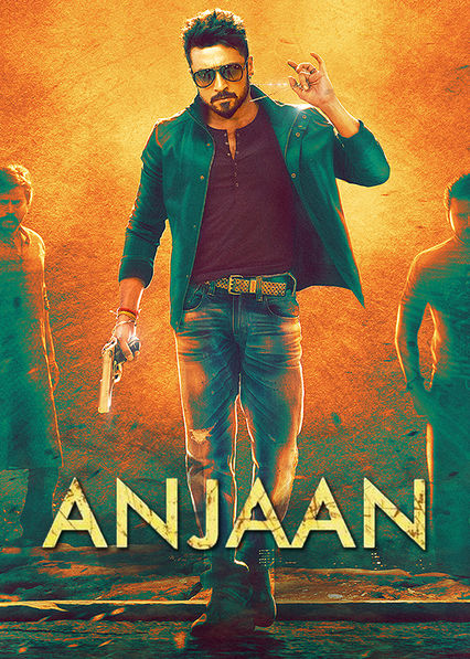 Anjaan on Netflix AUS/NZ