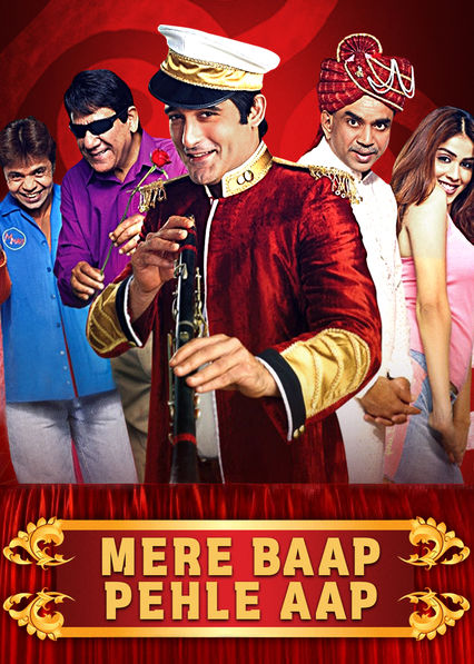 is mere baap pehle aap available to watch on netflix in