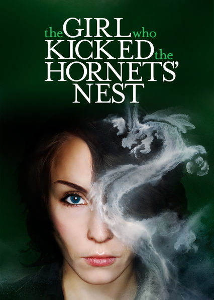 The Girl Who Kicked the Hornet's Nest on Netflix AUS/NZ