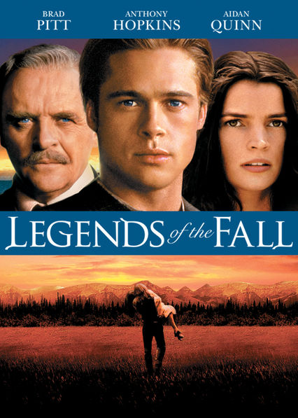 Legends of the Fall on Netflix AUS/NZ