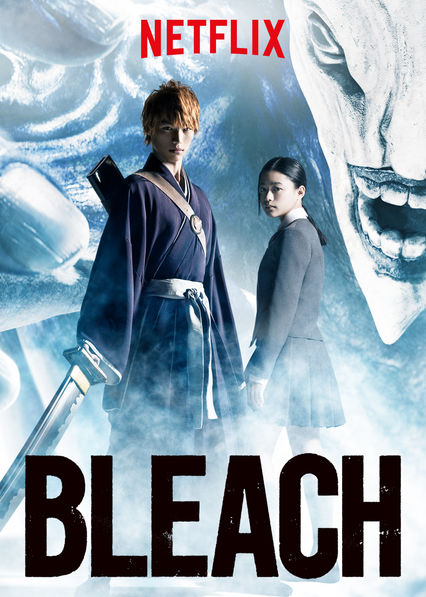 Bleach on Netflix AUS/NZ