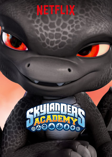 Skylanders Academy on Netflix AUS/NZ