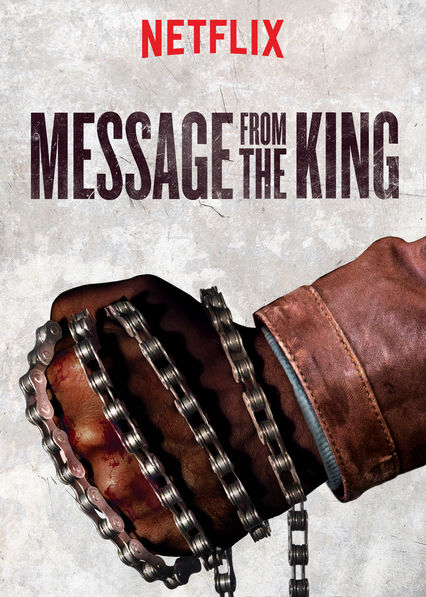 Message from the King on Netflix AUS/NZ