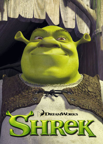 Shrek on Netflix AUS/NZ