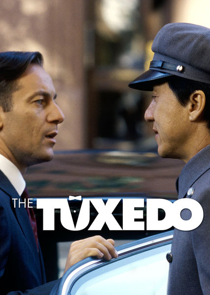 The Tuxedo on Netflix AUS/NZ