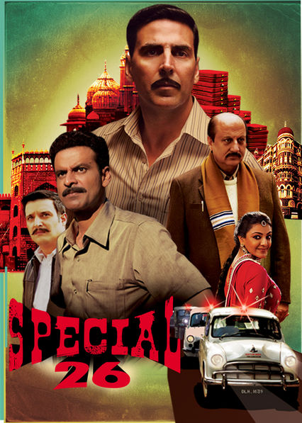 Special 26 on Netflix AUS/NZ