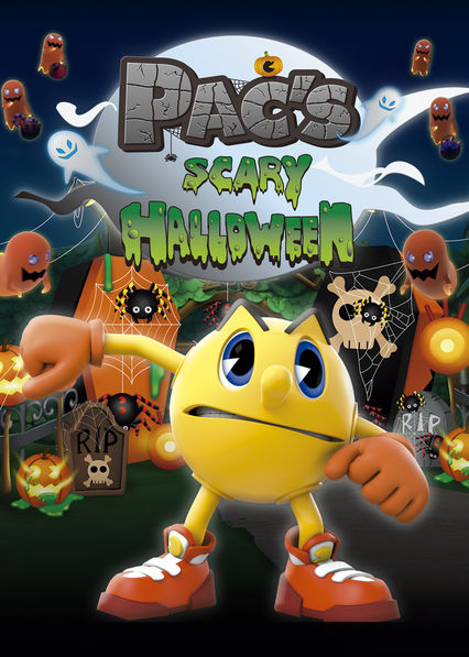 Pac's Scary Halloween on Netflix AUS/NZ